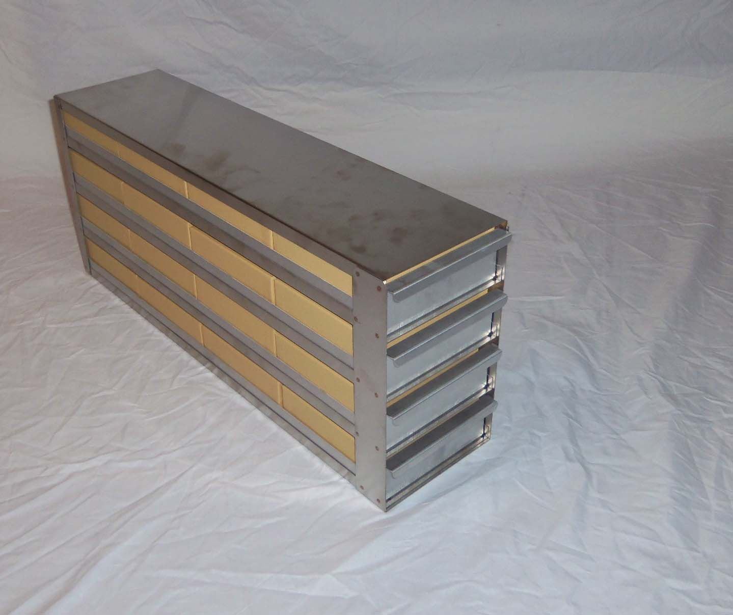 High Efficiency Sliding Drawers