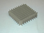 Cardboard Cell Divider D-100 | 10 x 10 for 2