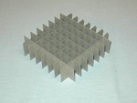 Cardboard Cell Divider D-64 | 8 x 8 for 2