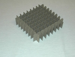 Cardboard Cell Divider D-81 | 9 x 9 for 2