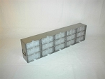 Upright Freezer Rack MF-15 for 60 Plate Storage
