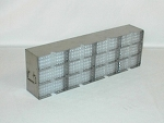 Upright Freezer Rack ML-12 for 48 Plate Storage