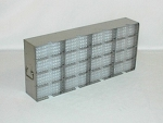 Upright Freezer Rack ML-16 for 64 Plate Storage