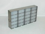 Upright Freezer Rack MS-20 for 80 Plate Storage