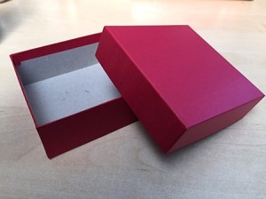 "2"" Cardboard Freezer Box 
