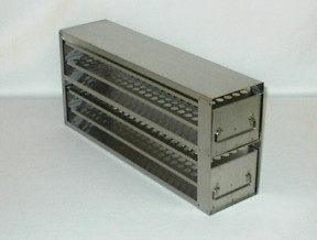 Upright Freezer Drawer Rack HD-52ML for 15 & 50ml Tubes