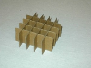 25 Cell Mini Storage Box Divider MD-25