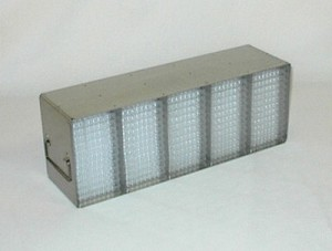 Upright Freezer Rack MH-5-60 for 60 Plate Storage
