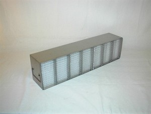Upright Freezer Rack MH-7-84 for 84 Plate Storage