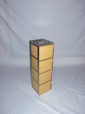 Chest Freezer Rack RV-4-5 for 4/ 5in Tube Boxes for 15ml & 50ml Tubes